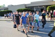 Do základní přípravy nastoupilo o pětinu více studentů Univerzity obrany