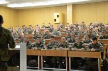 Zahájen kurz nižších důstojníků – kombinovaná forma