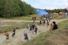 Extrémnímu závodu Army Run ve Vyškově dominovala dráha bojovníka