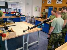 Modernizujeme i výuku odborností: Představujeme novou učebnu zbrojířů