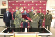 Univerzita obrany aVeV-VA sedohodly naspolupráci vpříštím roce