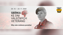 VFS: Sbírka keDni válečných veteránů vynesla přes milion korun, přispěli jsme bezmála 50tisíc korun