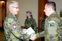 Vyškovští certifikovali další jednotky do operace Resolute Support