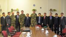 Delegace Ministerstva národní obrany Vietnamské socialistické republiky navštívila Brno i Vyškov