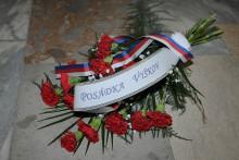 Vyškovští si připomenuli Den válečných veteránů společně s vedením města