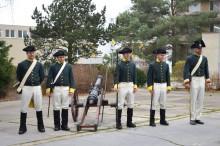 Vyškovští dělostřelci oslavili svátek svaté Barbory