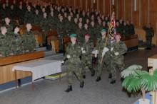 Vyškovští vycvičili další nové profesionály. Letos jich pro armádu připravili rekordních téměř 1 500