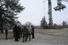 Vedení města Vyškova opět u vojáků