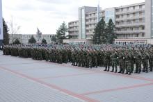 Ve Vyškově přísahalo na 500 armádních nováčků