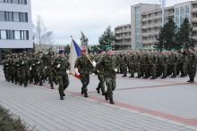 17. výročí přístupu ČR k Severoatlantické smlouvě si připomněli Vyškovští nástupem