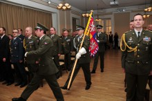 Na Univerzitě obrany byli vyřazeni noví důstojníci Generálního štábu