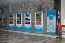 Výstavu k příležitosti Mezinárodního dne boje proti nášlapným minám zahájil velvyslanec Slovinska