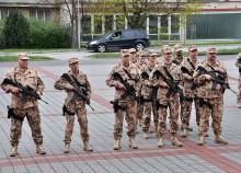 Vyškovští certifikovali další jednotku do Afghanistánu