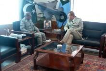 Armádní generál Josef Bečvář jednal v Pákistánu