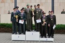 Úspěch našich vojenských pětibojařů