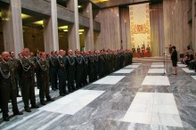 Vojáci převzali ocenění za splnění zahraničních misí
