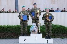 Armádní řidiči se ve Vyškově opět utkali o toho nejlepšího. Ten je ze Strakonic.