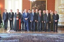 Prezident republiky jmenoval nové generály Armády České republiky