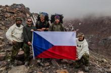 Další cenná zkušenost: Výcvik v extrémních horských podmínkách Gruzie