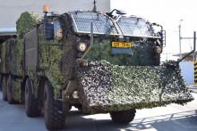 Vojáci zVyškova mezi těmi, kterým budou sloužit nová vyprošťovací vozidla