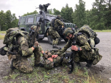 Na přípravě Hraničských vojáků doMali se už teď podílí inaši instruktoři