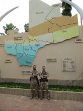 Instruktoři 9. úkolového uskupení AČR v Mali: Konec se blíží!!!