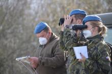 12 příslušníků AČR absolvovalo kurz vojenských pozorovatelů OSN