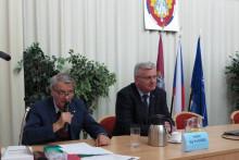 Vrámci Akademie 3.věku přednášel místopředseda Senátu Parlamentu ČR