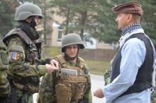 Velitelství 14. úkolového uskupení AČR je certifikováno do Afghánistánu