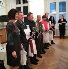 Červený kříž ocenil dárce krve zVyškovska