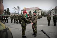 Zástupce velitele Velitelství výcviku-Vojenské akademie do nového roku velitelem 7.mechanizované brigády