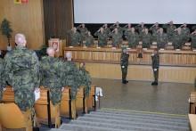 Vyškovští slavnostně vyřadili dalších 382úspěšných absolventů kurzu základní přípravy