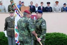 Generál Hasala novým velitelem Velitelství výcviku-Vojenské akademie