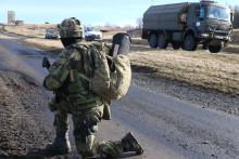 Dvanáctá strážní rota je připravena na nasazení do Afghánistánu