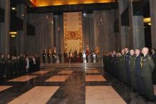 Náčelník Generálního štábu jmenoval třináct plukovníků a udělil odznaky za zásluhy. Mezi oceněnými i příslušník VeV–VA