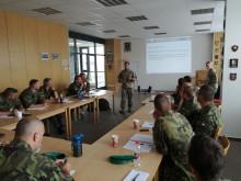 Army Basic Instructor Course opět ve Vyškově