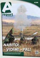 Vyšlo další číslo časopisu A report