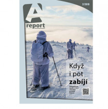 Nejnovější číslo A reportu přináší tématiku dvacetiletého výročí vstupu do NATO