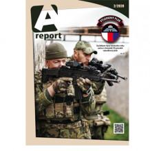 A report 2/2020: Přináší mimo jiné aktuální informace ovznikajícím výsadkovém pluku