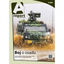 A report 3/2020 přináší ireportáž zvýcviku malijských vojáků zajišťovaném vyškovskými instruktory