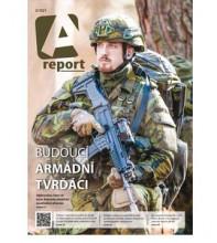 Vyšlo březnové číslo časopisu A report