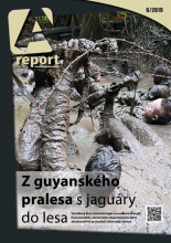 Vyšlo červnové číslo časopisu A report