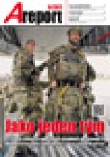 V časopisu A report 6 i první kroky aktivní zálohy AČR den za dnem v Deníku záložníků