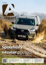 Vyšel A report 7/2021