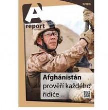 Vyšlo listopadové číslo armádního časopisu A report