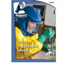 Vyšlo květnové číslo časopisu Areport