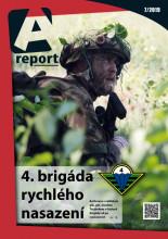 Areport 7/2019: Činnost Vojenské akademie prezentuje kurz propozorovatele OSN