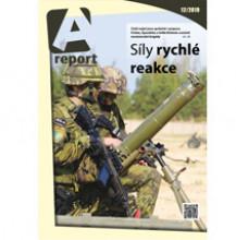 Vyšlo letošní poslední číslo časopisu A report