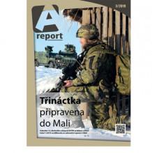 Vyšlo další číslo časopisu A report. To přináší iřadu reportáží zčinnosti vyškovských