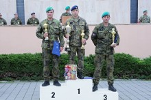Armádní řidiči se ve Vyškově již počtvrté utkali o toho nejlepšího